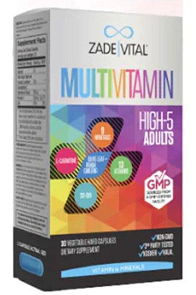 Zade Vital Multivitamin 30 Bitkisel Kapsül