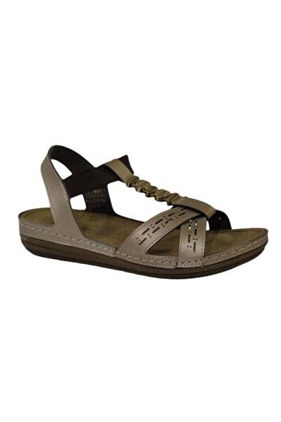 Polaris Altın Comfort Anatomik  Sandalet 158549