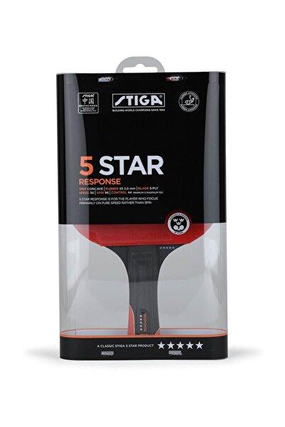 STIGA Response 5 Yıldız Profesyonel Masa Tenisi Raketi 1321-01