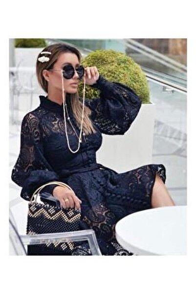 Gracia Güpür Elbise
