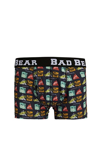 Bad Bear Sıgnal Uw Erkek Boxer 20.01.03.005-raven