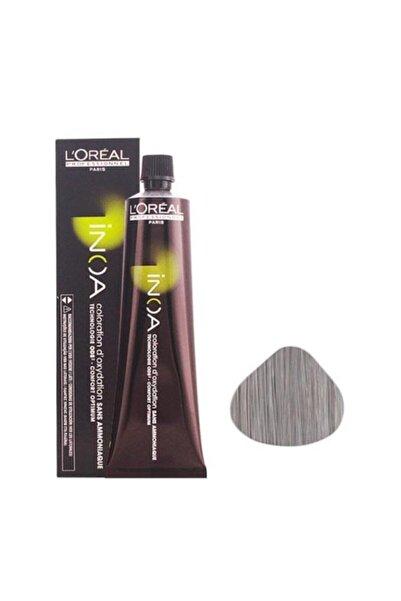 İNOA Saç Boyası 9,11 Çok Açık Derin Küllü Sarı 3474630642355 (Oksidansız)