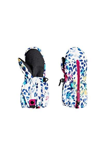 Roxy Snow's Up Çocuk Kayak Ve Snowboard Eldiveni Erlhn03007wbn1