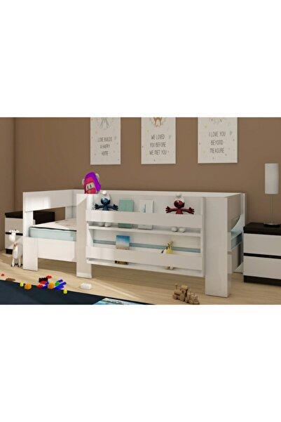 Nevramo Mdf Montessori Karyola 90x190 Yatağa Uyumlu Klas 3