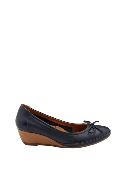 Hush Puppies Kadın  Hayley Toll Dolgu Topuk Ayakkabı