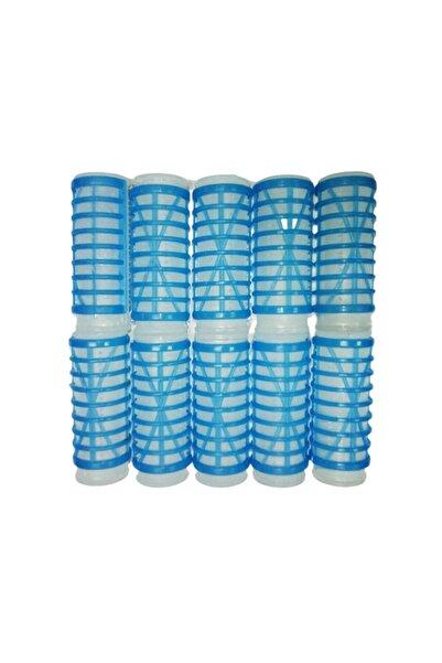 FUMO Isıtmalı Bigudi 10'lu - Mavi