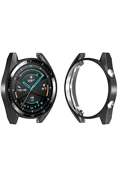 MORTY Huawei Watch Gt2 46mm 360 Koruma Silikon Kılıf