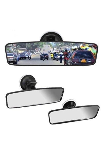 gürlerotoaksesuar Iç Dikiz Ayna Cama Vantuslu Araç Içi Ayna Vantuslu Ayarlı 60mm/240mm