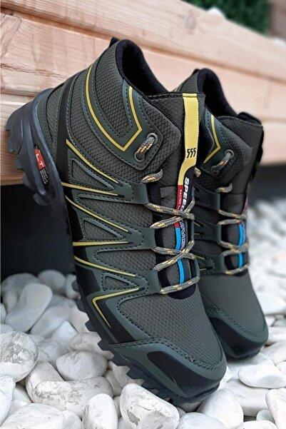 Moda Frato Unisex Bot Spor Ayakkabı Trekking