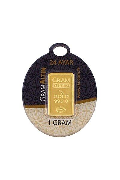 Nadir Gold Ve İAR 1 gram 24 Ayar Yatırımlık Külçe Altın