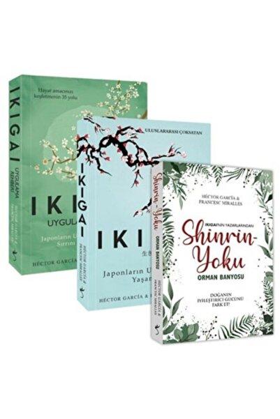 İndigo Kitap Shinrin Yoku – Orman Banyosu-ıkigai - Uygulama Rehberi-ıkigai - Japonların Uzun Ve Mutlu Yaşam Sırrı
