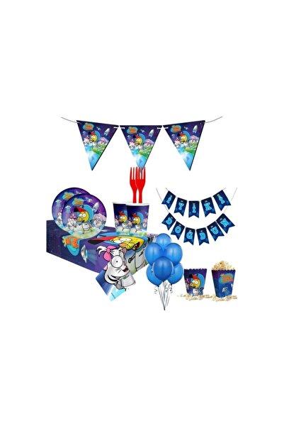 Cakes&Party Kral Şakir Uzayda Doğum Günü Konsepti