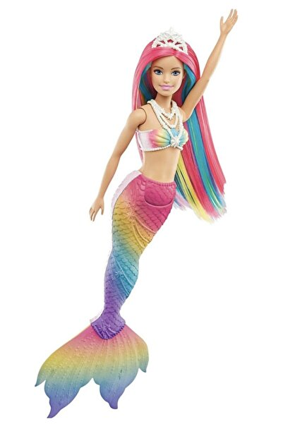 mattel Barbie Dreamtopia Renk Değiştiren Sihirli Deniz Kızı
