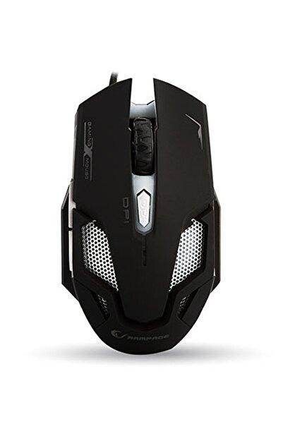 Everest Rampage Smx-r1 Usb Siyah 4000 Dpi 7 Farklı Işık Makrolu Gaming Mouse