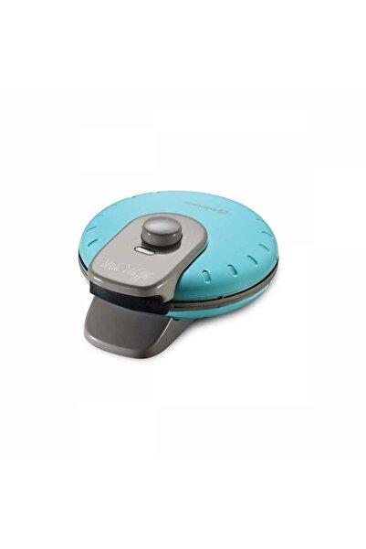 KORKMAZ A319-01 Mia Mavi Waffle Makinesi