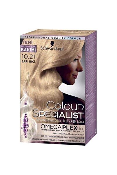 Colour Specialist Saç Boyası 10-21 Sarı Inci