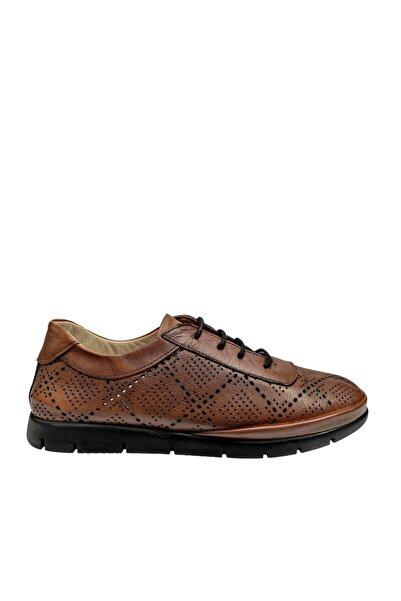 Greyder Bayan Deri Günlük Ayakkabı 53571