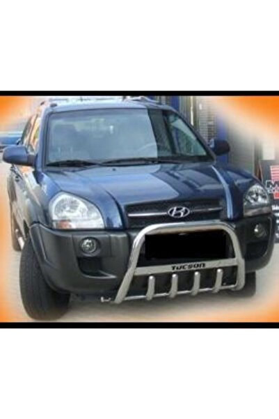 Autokit Hyundai Tucson Fildişi Ön Tampon Koruma