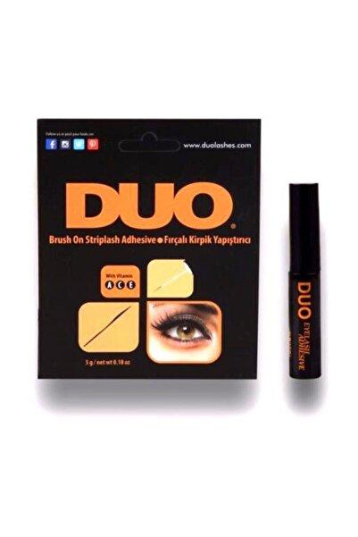 SHAKA Duo Siyah Fırçalı Kirpik Yapıştırıcı 363 5 G