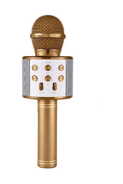 NoTech Karaoke Bluetooth Usb Hafıza Kartı ve Aux Girişli Mikrofon Ws-858