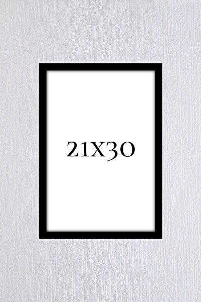 Araste Dekorasyon Siyah Çerçeve (a4 )21x30