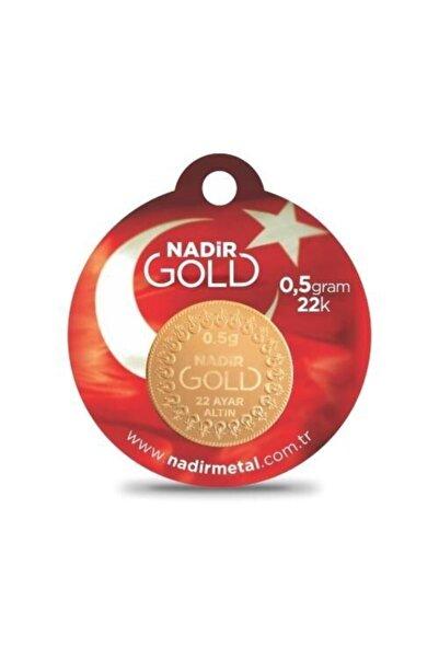 Nadir Gold 22 Ayar Yarım Gram Altın