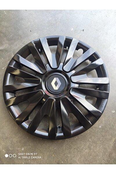 AK JANT Renault Broadway Parlak Siyah 13 Inc Kırılmaz Jant Kapağı 4 Adet