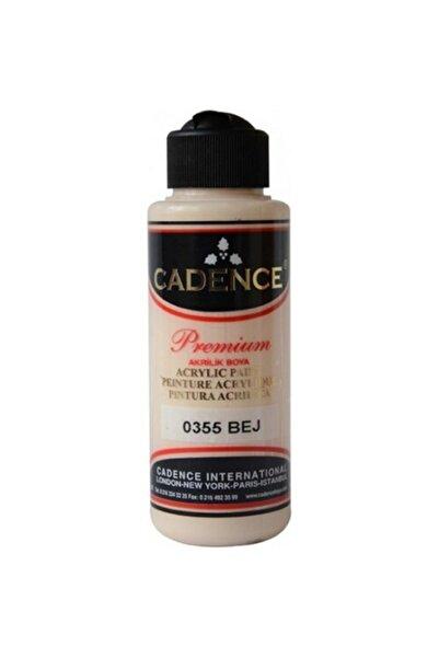 Cadence Akrılık Boya 0355 Bej 120 ml