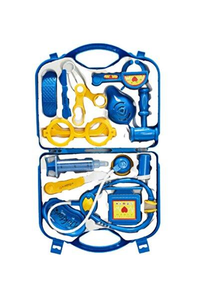TRİO OYUNCAK Çantalı Oyuncak Doktor Seti