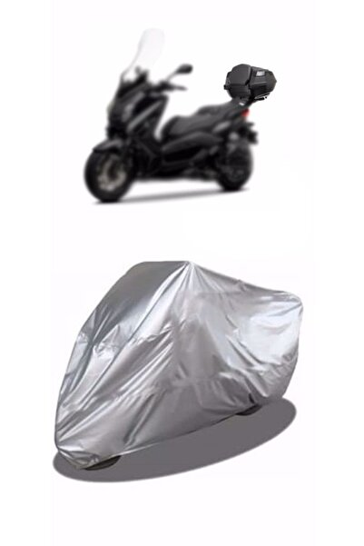 EastBranda Vespa Primavera 150 Arka Çanta Uyumlu Motor Branda Motosiklet Örtüsü