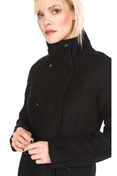 Vero Moda Kadın Siyah Yün Ceket 10181297