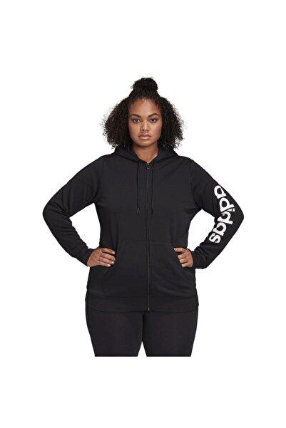 adidas W E Inc Hd Tt Kadın Siyah Antrenman Ceket Fl0139