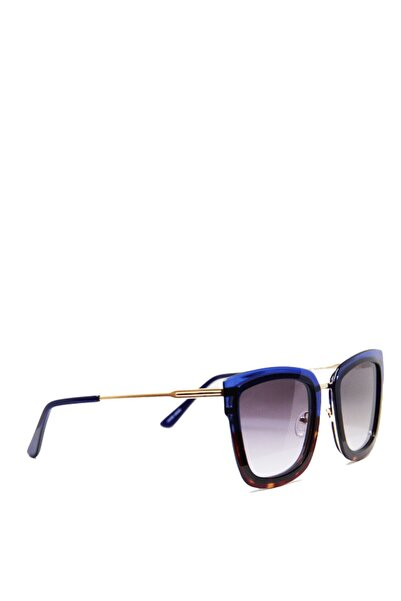 Rachel Unisex Mavi Güneş Gözlüğü Rl205 C4