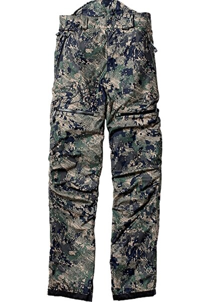STEEL HUNT OUTDOOR Unisex Yeşil Beretta Optifade Avcı Pantolonu