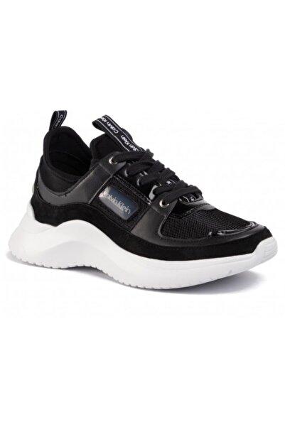 Calvin Klein Siyah Spor Ayakkabı
