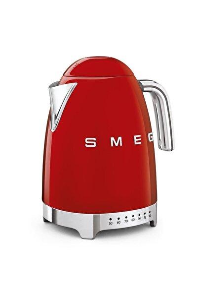 SMEG Klf04rdeu 1,7 lt 2400 W Retro Kırmızı Isı Ayarlı Kettle