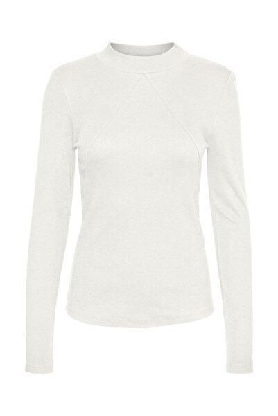 Vero Moda Dik Yaka Dikiş Detaylı Bluz 10250128 Vmharrıet