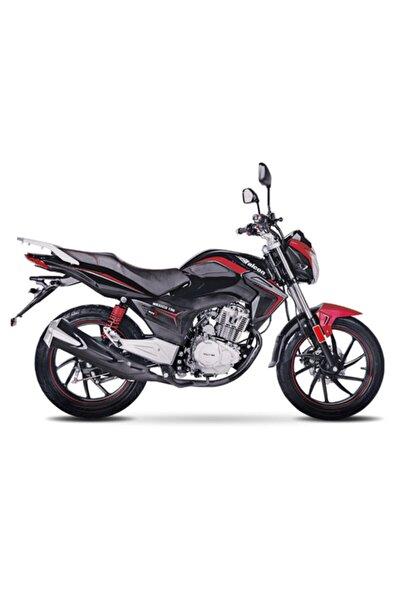 Falcon Mexico 150 Motosiklet - Siyah/kırmızı