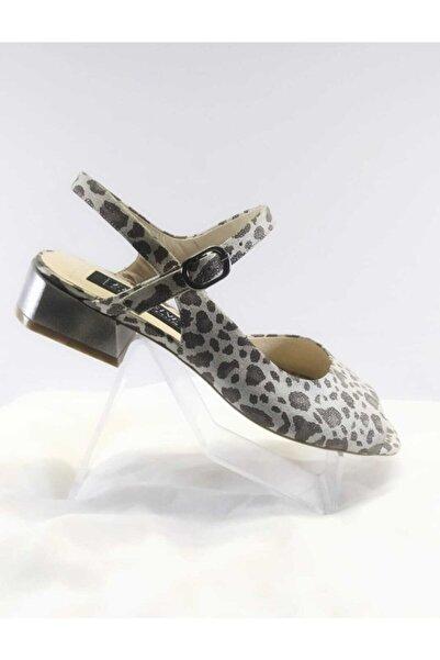 EXCLUSIVE Deri Topuklu Ayakkabı