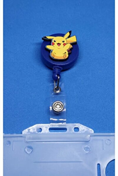Pikachuu Yoyo Yaka Kartlığı Yoyo Kartlık