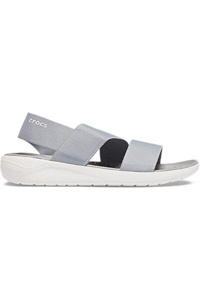 Crocs Lıterıde Strech Kadın Sandalet 206081-00j