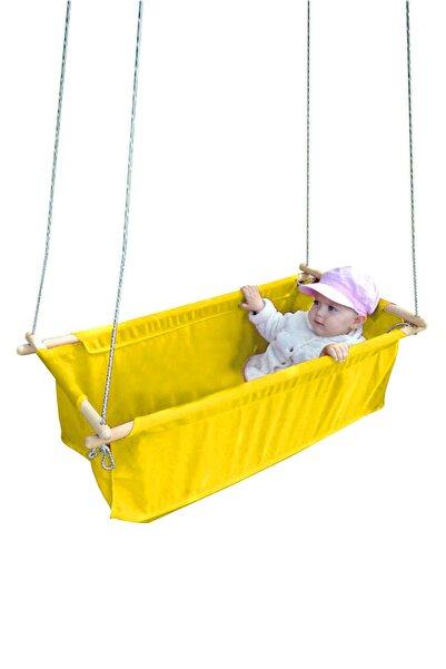Bundera Sally Hamak Beşik Bebek Hamağı Çingene Salıncağı Beşiği Kamp Piknik Oda Salon Bahçe Salıncak