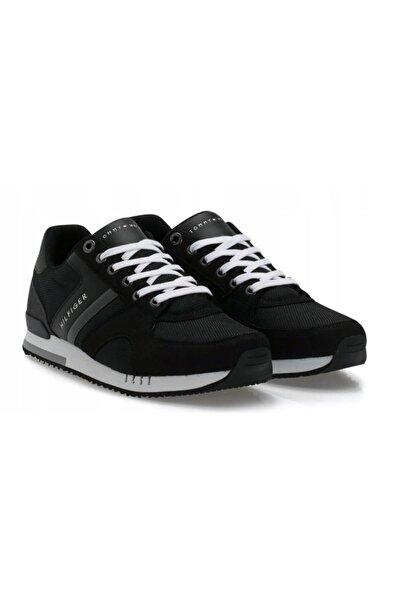 Tommy Hilfiger Siyah Erkek Ayakkabı Maxımıllıan 02c1 Xm0xm01350
