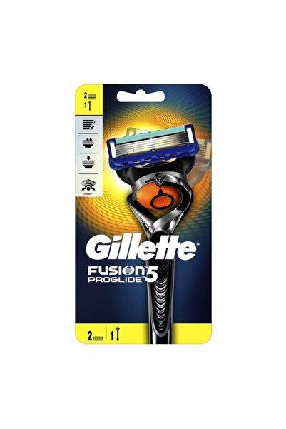 Gillette Fusion Proglide Flexball (5 Bıçaklı) 2 Yedekli Tıraş Makinesi