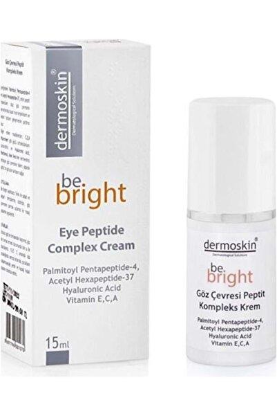 Dermoskin Dermoskın - Be Bright Göz Çevresi Peptit Kompleks Krem 15 Ml