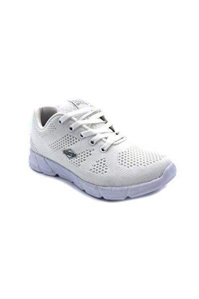Scooter Beyaz Kadın Sneaker 186 5437G