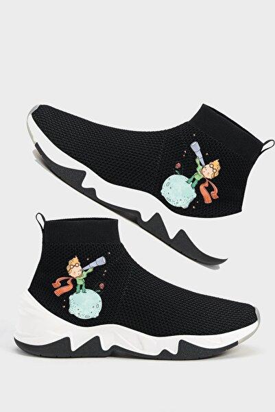 Art's Küçük Prens Çorap Formlu Sneaker Ayakkabı