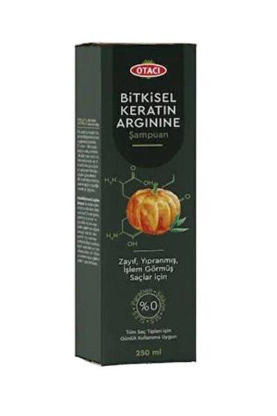 Bitkisel Keratin Arginine Şampuan 250 Ml