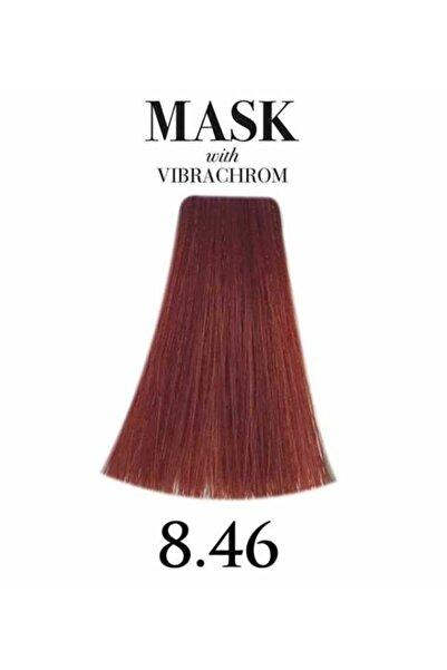 Mask Vibrachrom 8,46 Yoğun Bakır Saç Boyası 100ml