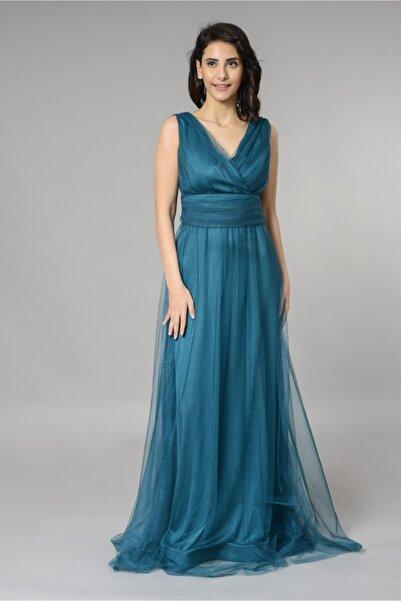 SuSu Kadın Abiye Elbise 1220